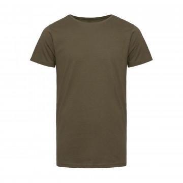 T-paita - Khaki Green:  Pure Waste t-paita on valmistettu täysin kierrätetyistä materiaaleista, jotka ovat yhtä laadukkaita ja mukavan...