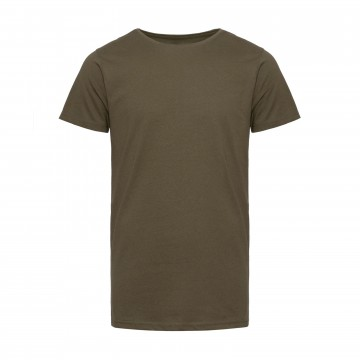 T-Shirt - Khaki Green:   The Pure Waste t-shirt is made entirely of recycled textile, while offering the same quality and comfort as virgin...
