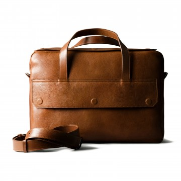 Long Haul Briefcase:  As long as laptops are rectangular, your best bet for a great fitting laptop bag is one like this. Surrounding your...