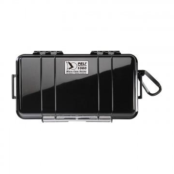 1060 Micro Case - Rasia:  Lujatekoinen, veden- ja pölynpitävä1060 Micro Case suojaa pientarvikkeita luonnonvoimilta. Karabiinerin avulla sen...
