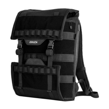 Canvas Backpack -  Osuza backpack allows you to do your thing, without worrying about how...