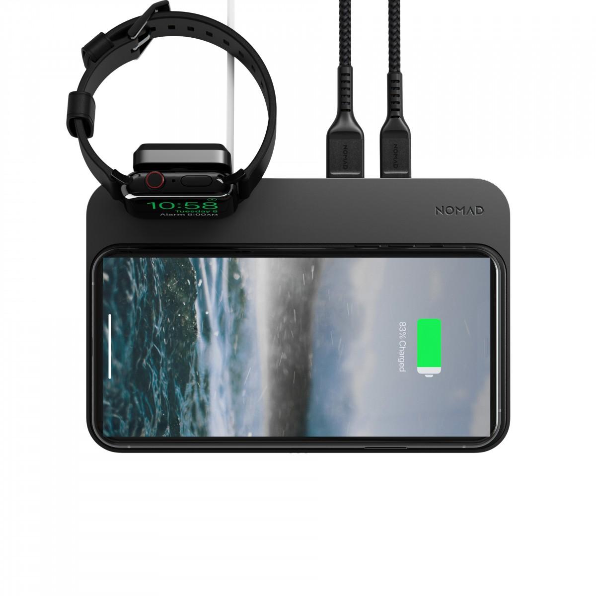 Nomad Base Station Apple Watch Mount Edition Mukama
