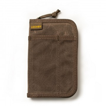 Pocket Journal:  The Pocket Journal is an ultra portable notebook organiser that fits in the pocket. It is made from rugged waxed...