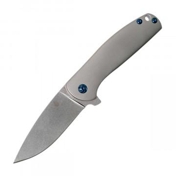 Gemini - Veitsi:  Kizer teki Gemini-veitsen kanssa yhteistyötä Ray Laconicon kanssa, ja se oli menestys. Malli perustuu Rayn...