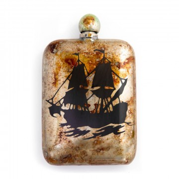 Frigate Noble Flask:   For sharing a moment, toasting to good health and prosperity, to celebrate a milestone - we can't think of a more...