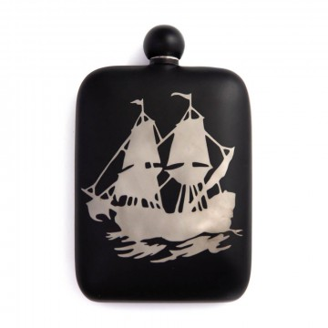 Frigate Perdition Flask:   For sharing a moment, toasting to good health and prosperity, to celebrate a milestone - we can't think of a more...