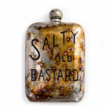 Salty Old Bastard Noble Flask:   For sharing a moment, toasting to good health and prosperity, to celebrate a milestone - we can't think of a more...