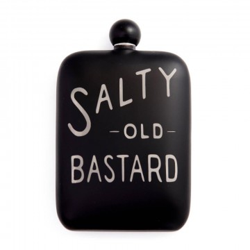 Salty Old Bastard Perdition Flask:   For sharing a moment, toasting to good health and prosperity, to celebrate a milestone - we can't think of a more...