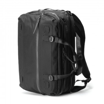 Forge:   The Forge is a 3-way commuter pack, transforming to a backpack for comfortable and efficient load carry, to a brief...