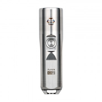 Aurora A24 Flashlight:  The Aurora A24 is a compact EDC pocket flashlight CNC machined from titanium, an elegant material which is...