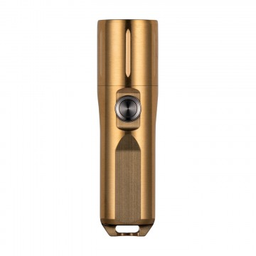 Aurora A29 Flashlight:  The Aurora A29 is a compact EDC pocket flashlight CNC machined from brass, an elegant material which creates nice...