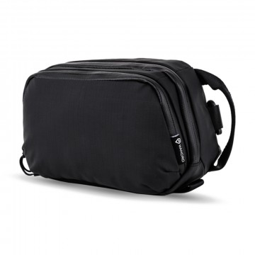 Tech Pouch Large:  The Tech Pouch creates a solution for your tech organization needs in daily carry, short trips, or long trips. It...