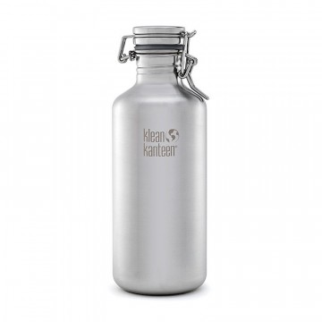 Growler 1,2 L Drinking Bottle:  To all you beer lovers - there is finally a nice and secure way to transport your favourite beverage to the park or...