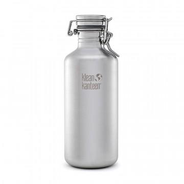 Growler 1,2 L - Juomapullo:  Noniin kaikki sihijuomien ystävät - tässä olisi vihdoin tyylikäs ja varma tapa ottaa virvoikkeet mukaan vaikka...