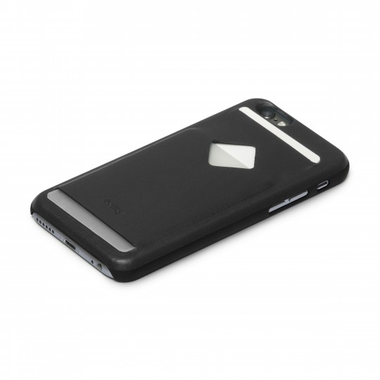 Phone Case 3 Card Slide - Suojakotelo:  Bellroy Phone Case 3 Card on ohut, korttipaikalla varustettu nahkainen suojakotelo iPhone 6s -puhelimelle. Voit...