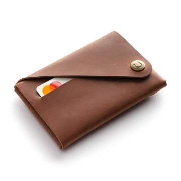 Minimalist Wallet:  Part of the Minimalist leather series, this wallet/cardholder is both sleek and simple in its design. Great things...