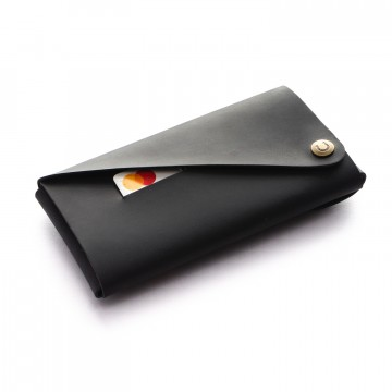 Minimalist Phone Case:  Crazy Horse Craft creates items that are original, sleek, protective and most importantly - minimalist. That led to...