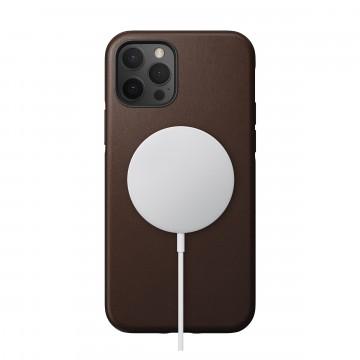Rugged Case MagSafe - Suojakotelo:  Rugged Case on lujatekoinen nahkakotelo iPhone-puhelimellesi, ja toimii nyt hienosti MagSafe-latauksen kanssa....