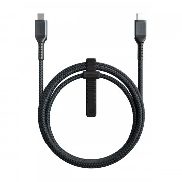 USB-C Cable:  Designed for power, USB-C Cable with Kevlar® is the fastest USB-C charging cable for your MacBook Pro and other...