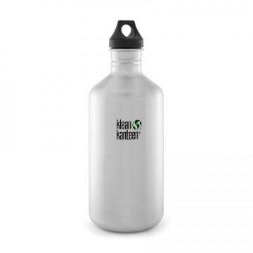 Classic 1,9 L - Juomapullo:  Pullo, joka aloitti Klean Kanteenin tarinan 10 vuotta sitten, on nyt saatavana erikoistilavuudella. Rapsakan...