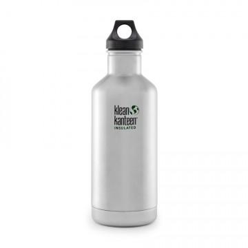 Classic 946 ml Insulated - Juomapullo:  Kymmenen vuoden takainen Classic-malli on nyt saatavana lämpöeristettynä ja tyylikkäänä klassikkomallia seuraillen....