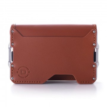 D03 Dapper Bifold Wallet -  The Dango D03 Dapper Bifold Wallet is designed with clean lines with...