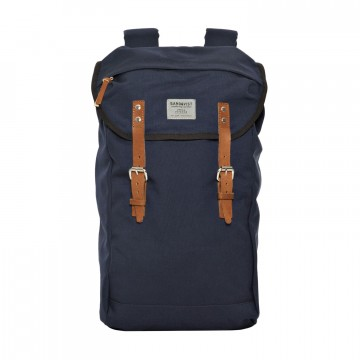 Hans Backpack:  The slim profile of this backpack allows you to navigate easily on public transportation, bicycle or nature trail....