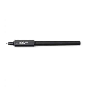 Plummet Pen:  HMM Plummet Ballpoint has a low center of mass, which allows agile maneuver of the ballpoint pen for steady strokes....