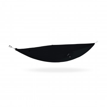 Roo Single Hammock:  The Gravitas fabric is broken in with an exclusive crinkle treatment, ensuring out-of-the-package softness and...