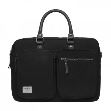 Arne Messenger Bag:  Arne is good-sized and versatile shoulder bag, which accommodate a laptop up to 17