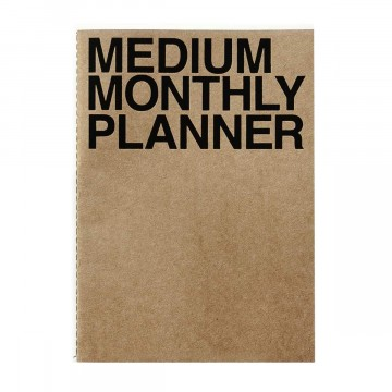 Medium Monthly Planner:  Jstory Medium Monthly Planner lets you organize your monthly schedule. Each spread contains one month and each day...