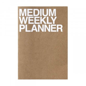Medium Weekly Planner:  Jstory Medium Weekly Planner lets you organize your weekly schedule. Each spread contains two weeks and each day has...