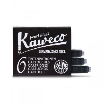 Mustepatruunat 6-Pack:  Kuuden pakkaus international short -standardin Kaweco-mustepatruunoita. Jokaisessa patruunassa on 1 ml alkuperäistä...