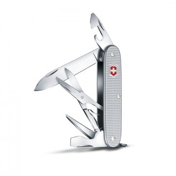 Pioneer X Alox:  The Pioneer X Alox is the first Pioneer Swiss Army Knife ever to feature a pair of precision scissors. They're...