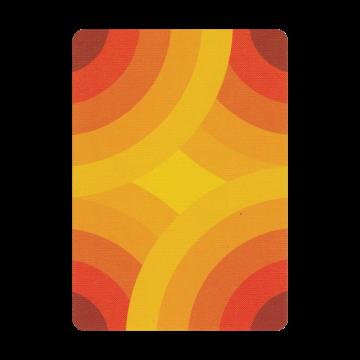 Thick Lines - Pelikortit:  Aaron Draplinin suunnittelemat, erittäin tyylikkäät Thick Lines -kortit huokuvat funk-soundia ja isoja kauluksia....