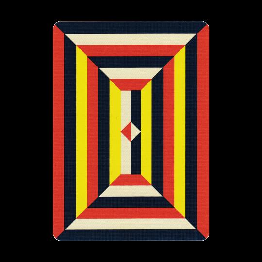 Prime - Pelikortit:  Ben Newmanin suunnittelemassa Prime-korttipakassa on käytetty vain päävärejä ja yksinkertaisia muotoja, tehden siitä...