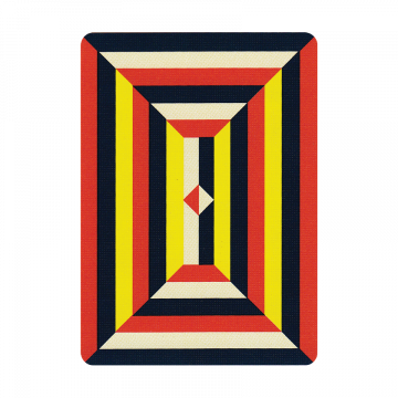 Prime Playing Cards:   Designed by Ben Newman, Prime deck hasonly primary colors and simple shapes, making it striking and simple.Turn...