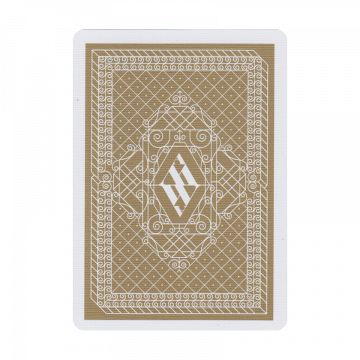 Alice in Wonderland Playing Cards:   This beautiful deck designed by Steve Watson is inspired by Lewis Carroll's classic fairy tale. The modern style...