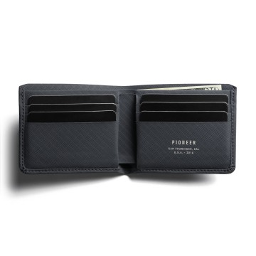 Division Billfold:  The Division Billfold is a classic fully-featured style that is anything but conventional. It has room for 4-12+...
