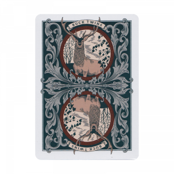 Antler Limited Edition Playing Cards:  The Antler Playing Cards showcase the majestic beauty of the great outdoors.  The attention to detail in both hand...