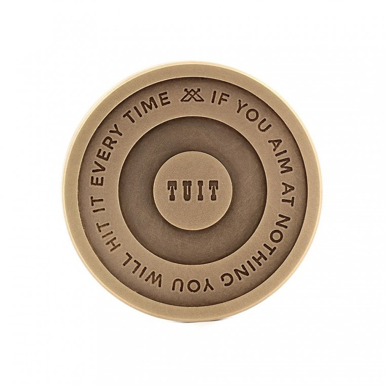 J. L. Lawson & Co Round Tuit Coin