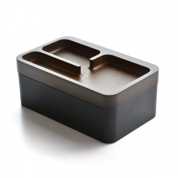 Revov Tray Box:  Revov Tray Box offers a satisfying and practical way to organise your everyday carry items in the hallway of on the...