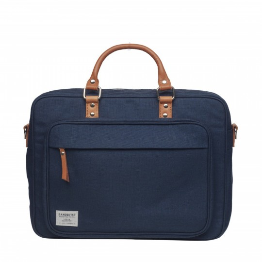 Pontus - Olkalaukku:  Pontus on napakka olkalaukku toimistolle ja vapaa-aikaan. Laukku on valmistettu erittäin kestävästä...