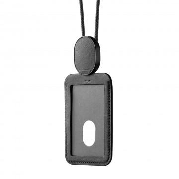 ID Card Holder - Kulkukorttikotelo:  ID Card Holder -kotelolla voit skannata kulkukorttisi vaivattomasti kaikissa tilanteissa ja pikatasku lisäkortille...