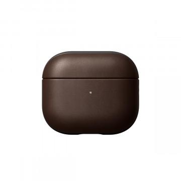 Modern Leather Case AirPods 3rd Gen - Suojakotelo:  Modern Leather Case -kotelo antaa AirPods 3rd Gen -kuulokkeillesi klassisen uuden lookin. Kaksiosainen rakenne on...