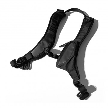 Backpack Harness Kit:  The Backpack Harness Kit is compatible with the latest X-PAK Evo and converts it from a sling into a backpack. The...