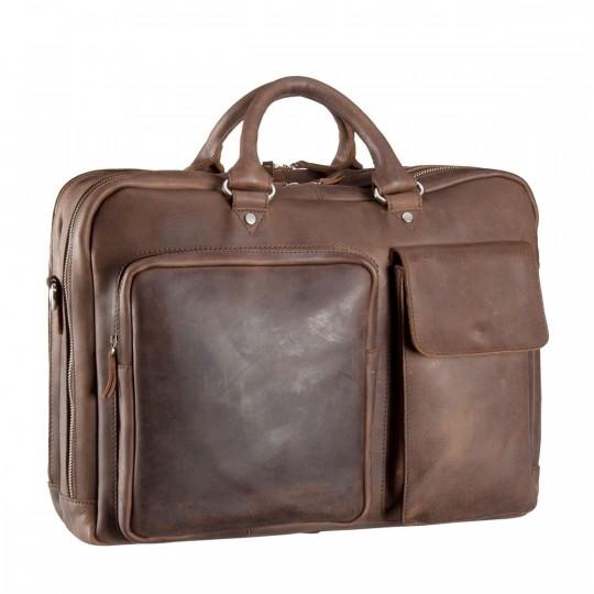 Salisbury - Salkku:  Jos sinulla on kannettavan lisäksi tarvetta kantaa paljon muita tarvikkeita sekä asiakirjoja mukanasi tapaamisesta...