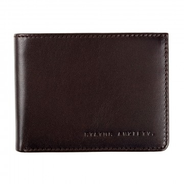 Walter Wallet:  The compact Walter wallet goes with you without pocket bulk. Full sized bill section takes care of your currency,...
