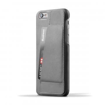iPhone 6(s) Wallet 80° - Suojakansi :  Mujjon 80° -suojakansi sopii iPhone 6(s) -puhelimelle kuin nakutettu. Ohut profiili, laadukas nahka ja paikka 2-3...