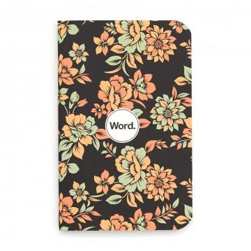 Declan Floral 3-Pack - Muistivihko:  Declan valmistaa taskuliinoja, joilla voi vaivatta pyyhkäistä lian puhelimen tai tabletin näytöltä. Word valmisti...